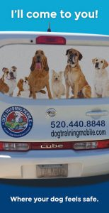 Mobile Dog Training Truck